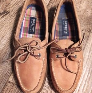 Womens Sperry Top Sider loafers